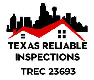 Texas Reliable Inspection Logo